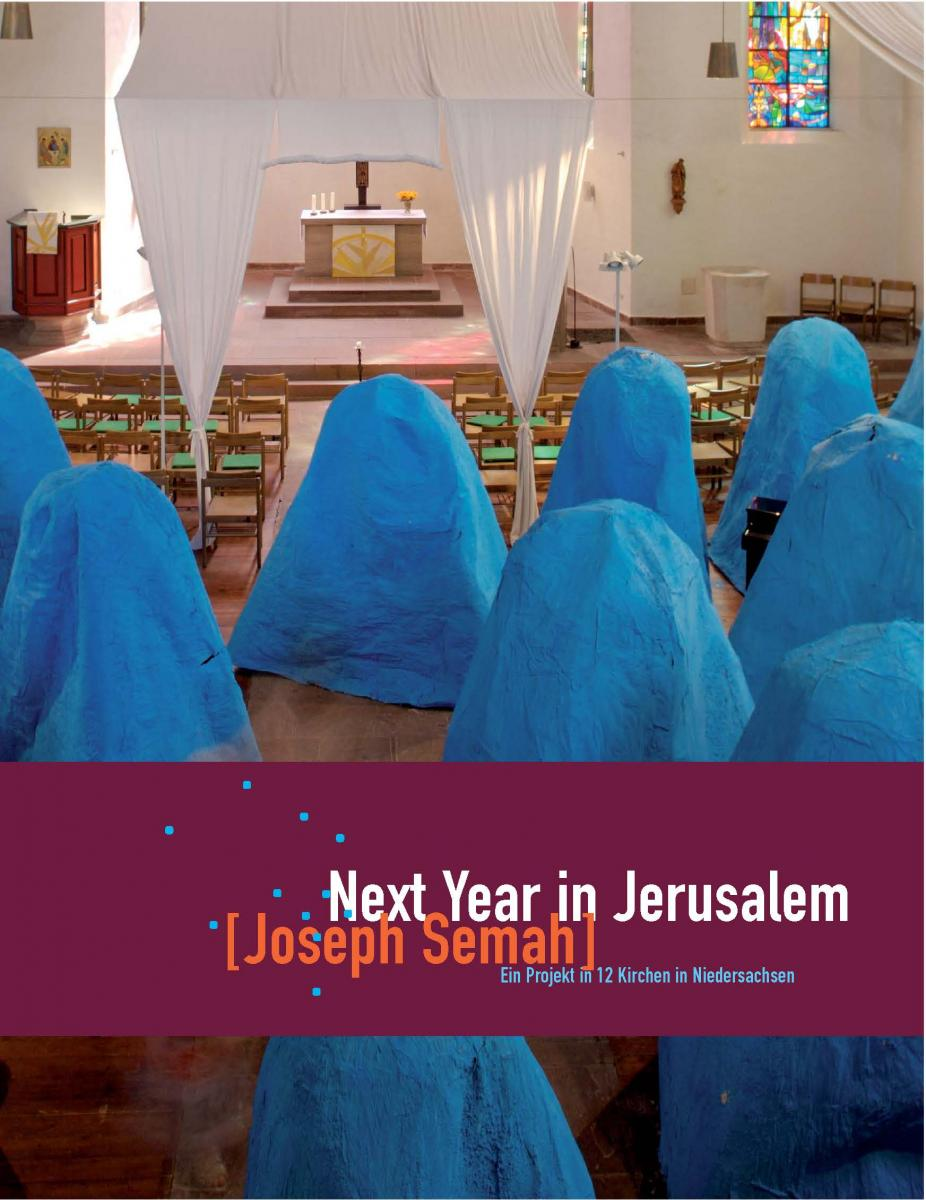 Book: Next Year In Jerusalem